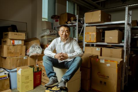 """意锐王越:""""中国二维码之父""""的创业长夜"""